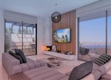 3 bedroom luxury apartments for sale in Germasogeia