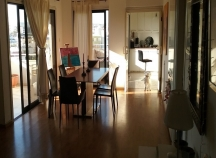 Three bedroom penthouse for rent in Stratigou Timagia