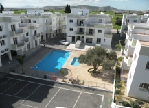 One bedroom apartments are for sale in Pyla