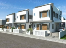 Link detached houses in Kato Polemidia