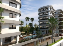 Three bedroom apartments for sale