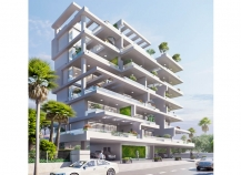 Luxurious apartments for sale