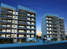 Luxurious Apartments with Sea view