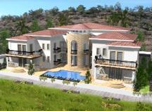 Two Bedroom Penthouse in Oroklini