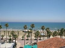 Hotel apartments off Palm Tree Promenade