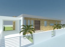 Bungalow for sale in Livadia