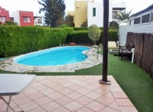 Two bedroom ground floor maisonette in Meneou Coastal