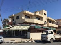 Corner building for sale in Oroklini