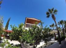 Three bedroom beachfront house