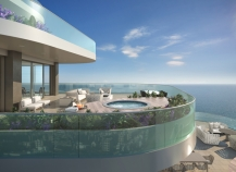 Exclusive apartments on the beachfront