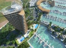 Penthouse for sale on Ayia Napa Marina