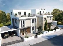 Detached villa in Livadia