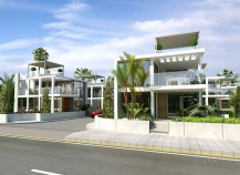 Off-plan detached villas in Protaras Center