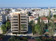 2 bedroom apartments for sale in Larnaca center