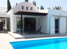 Link-detached house in Pervolia