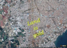 Building plots for sale in Limassol