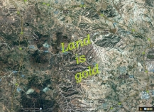 Residential plot for sale in Ayia Anna