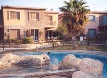 Semi-detached house off Larnaca Dhekelia road