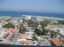 Apartment with sea views for rent in Larnaca
