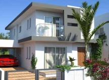 Three bedroom detached houses for sale in Pervolia