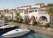 Luxury townhouses in Limassol