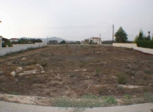 Plot for sale in Pyla