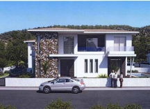 Two bedroom house for sale in Pyrga village